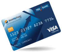 Multi Currency Forex Card