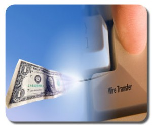 Wire Transfer from India