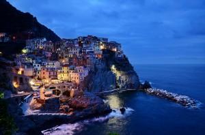 The Cinque Terre (Italy)