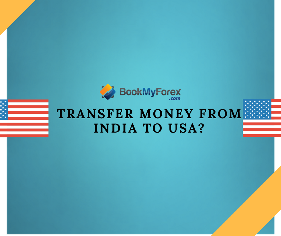Transfer Money From India To Usa