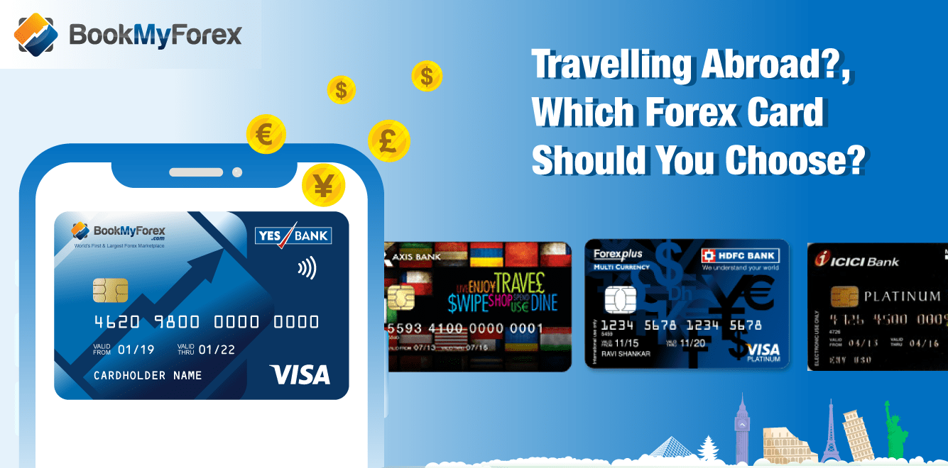 Bank forex card