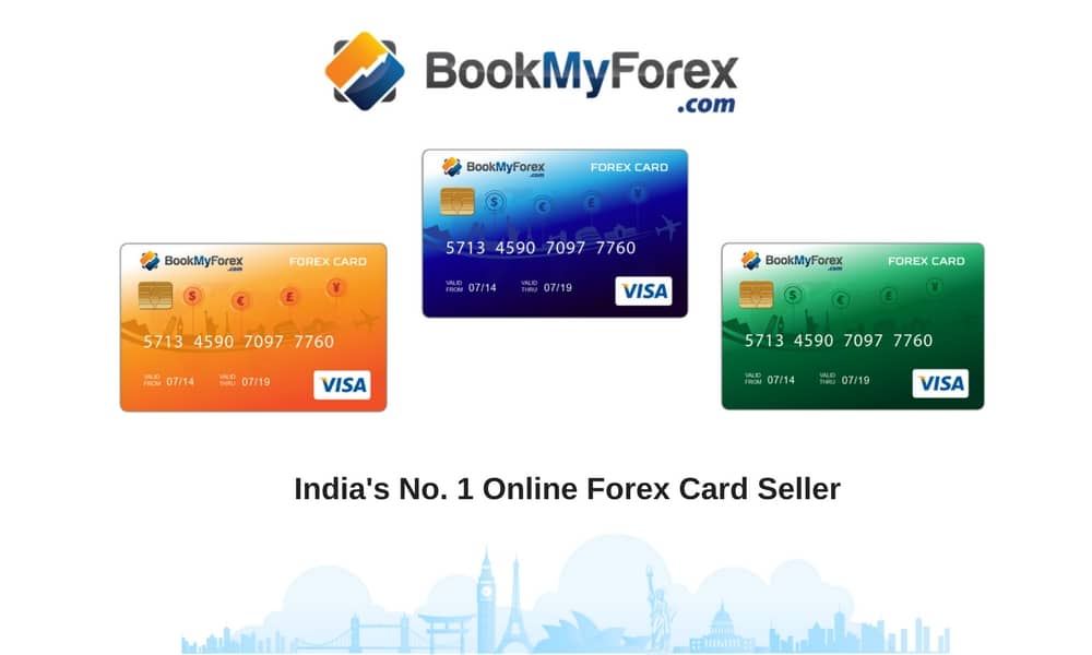 Best forex card for usa from india
