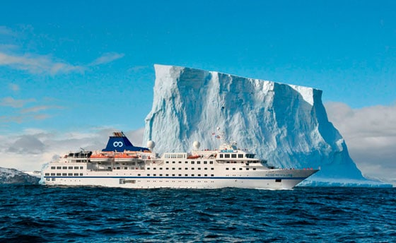 Antarctic cruise for Christmas and New Year