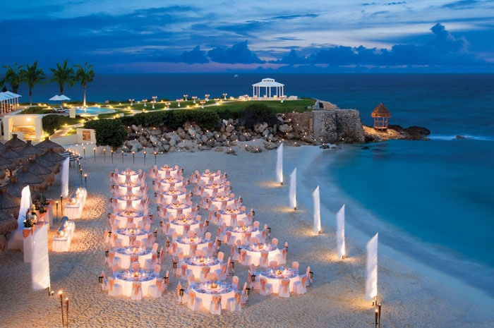 destination wedding mexico