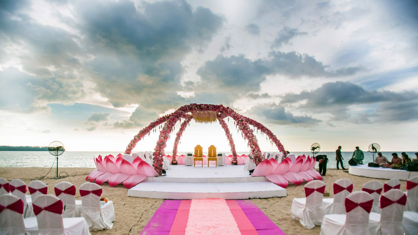 10 best places for destination weddings in india 2017 list for Best place for wedding