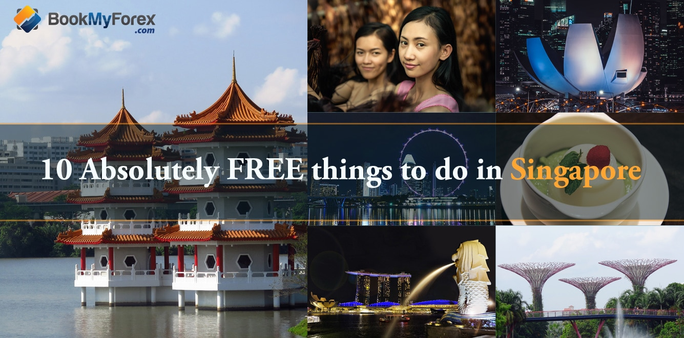 10 Absolutely FREE things to do in Singapore