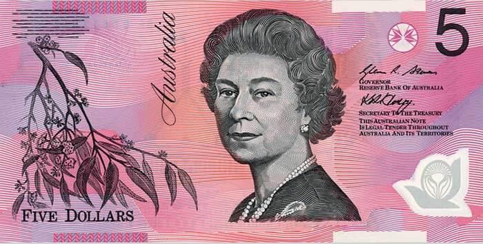 Worlds Strongest currency Rank 12 Australian Dollar