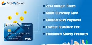BookMyForex Forex Card Benefits