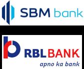 SBM Bank, RBL Bank